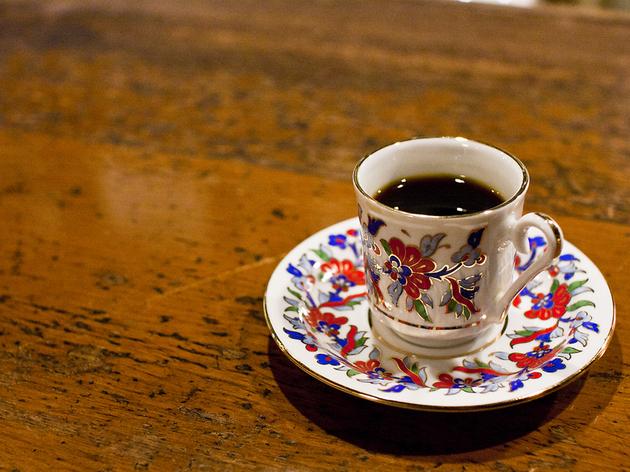 Café de l'Ambre