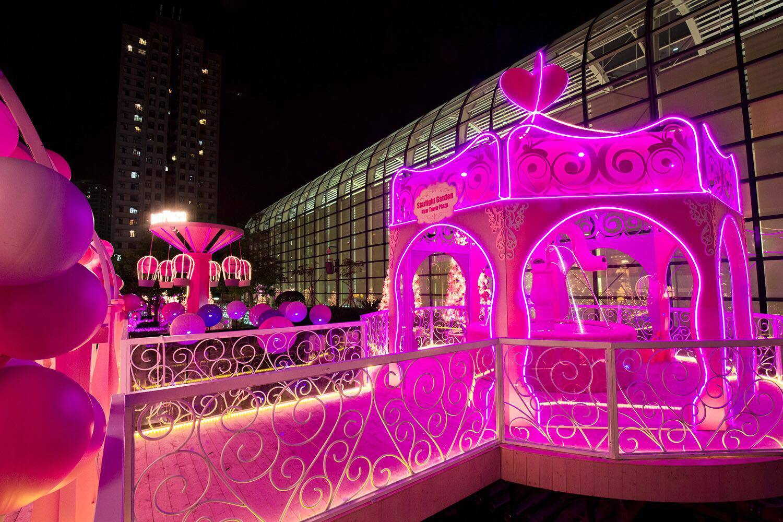 New Town Plaza Christmas