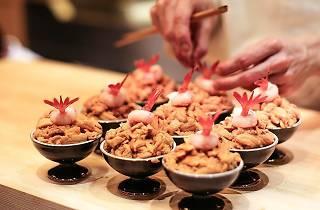 sushi man uni bowls