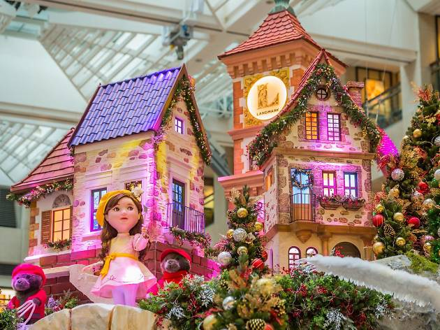 Landmark Christmas 2017