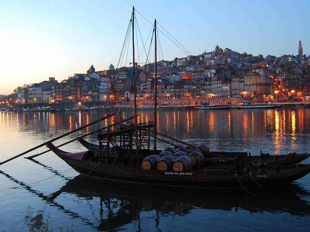 Porto tours- Six-bridges cruise