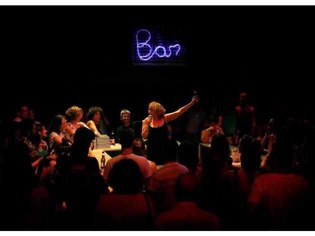 Memòria (teatral) de la repressió a Barcelona