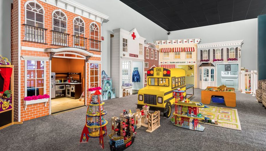 The best kids' play spaces in NYC