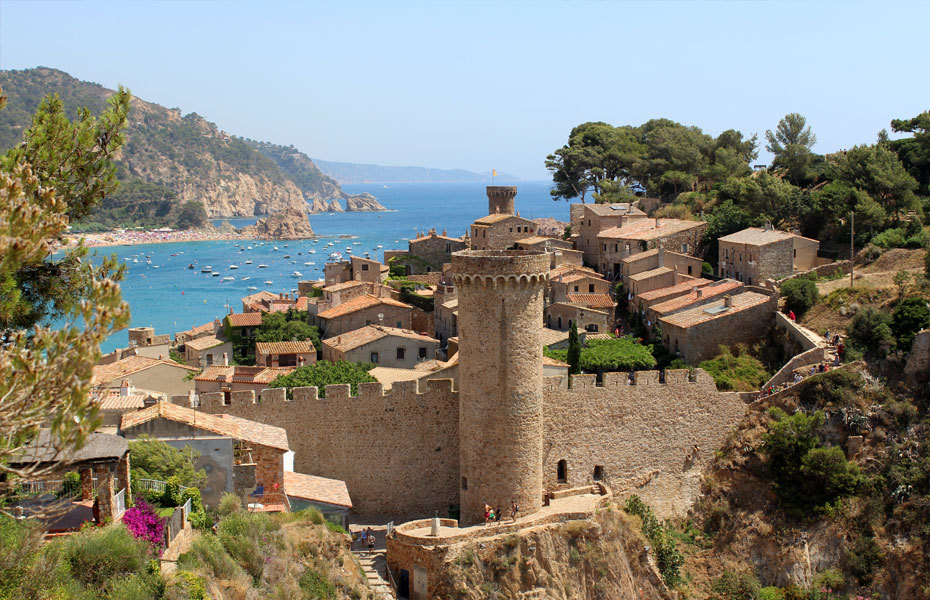 Barcelona bus tours- Costa Brava