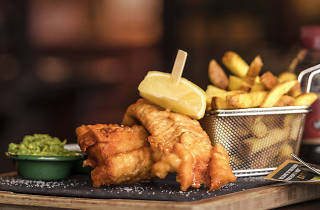 Mr.Pickwick - Fish and chips