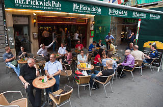 Mr.Pickwick - Basel pub
