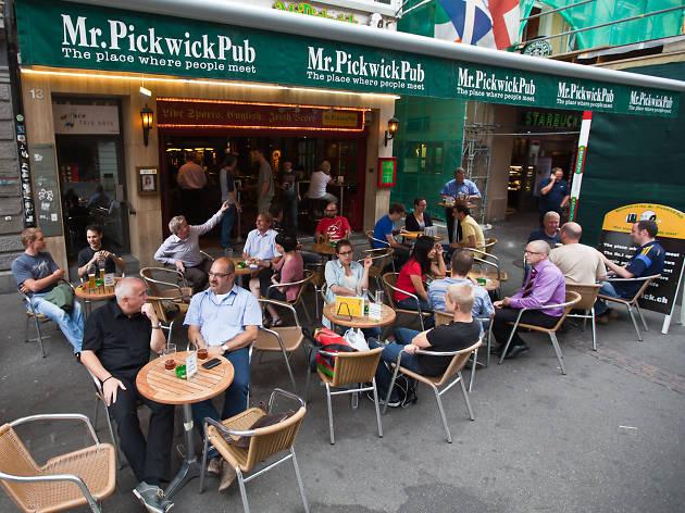 Mr.Pickwick - Basel pub