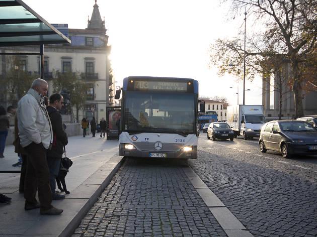 Autocarros da STCP têm novo horário