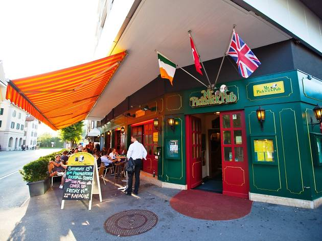 Mr.Pickwick - Zug pub