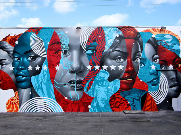 Wynwood Walls 2017 Art Basel Collection