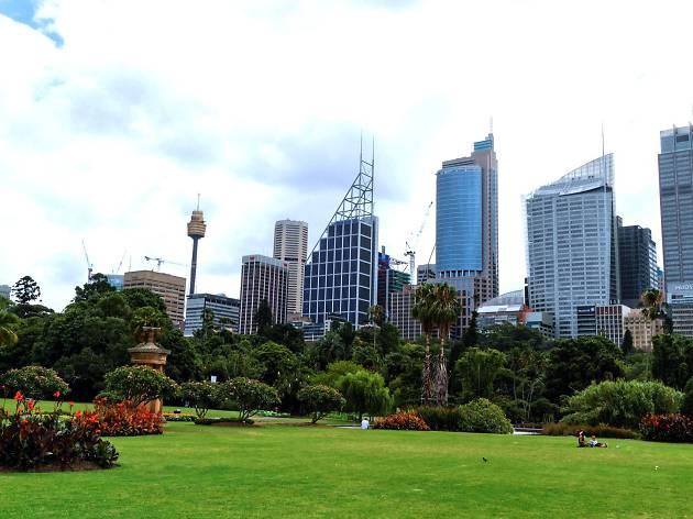 Royal Botanic Gardens Things To Do In Sydney Sydney