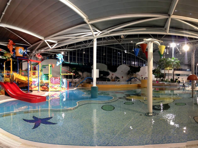Kids Pool at Sydney Olympic Park Aquatic Centre