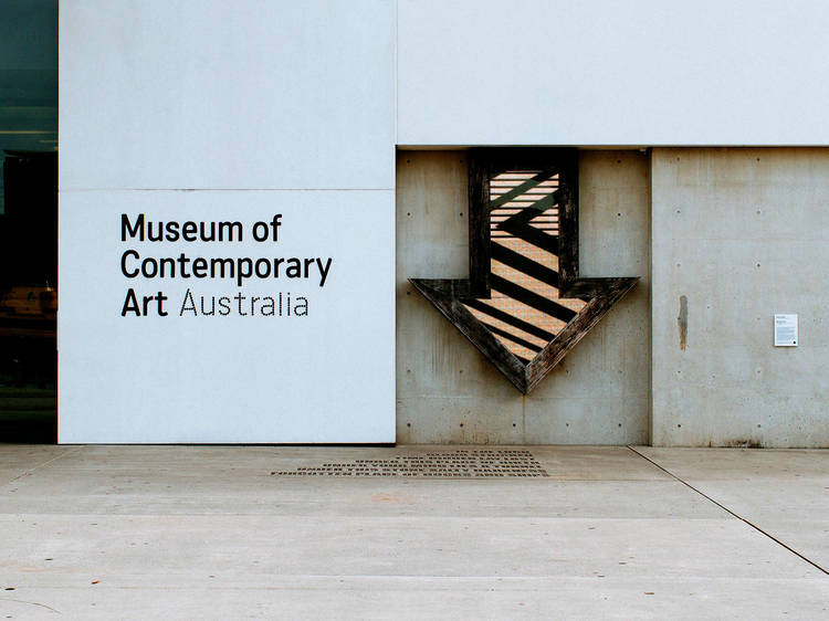 Expand your mind at the Museum of Contemporary Art (MCA)
