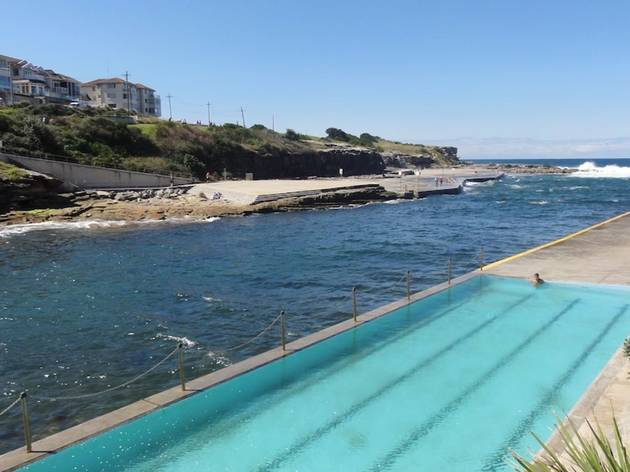 Lap Pool  at Clovelly Beach