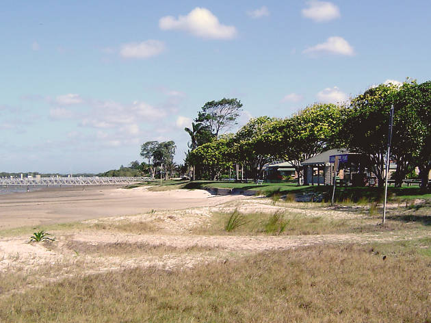 Cabbage Tree Bay