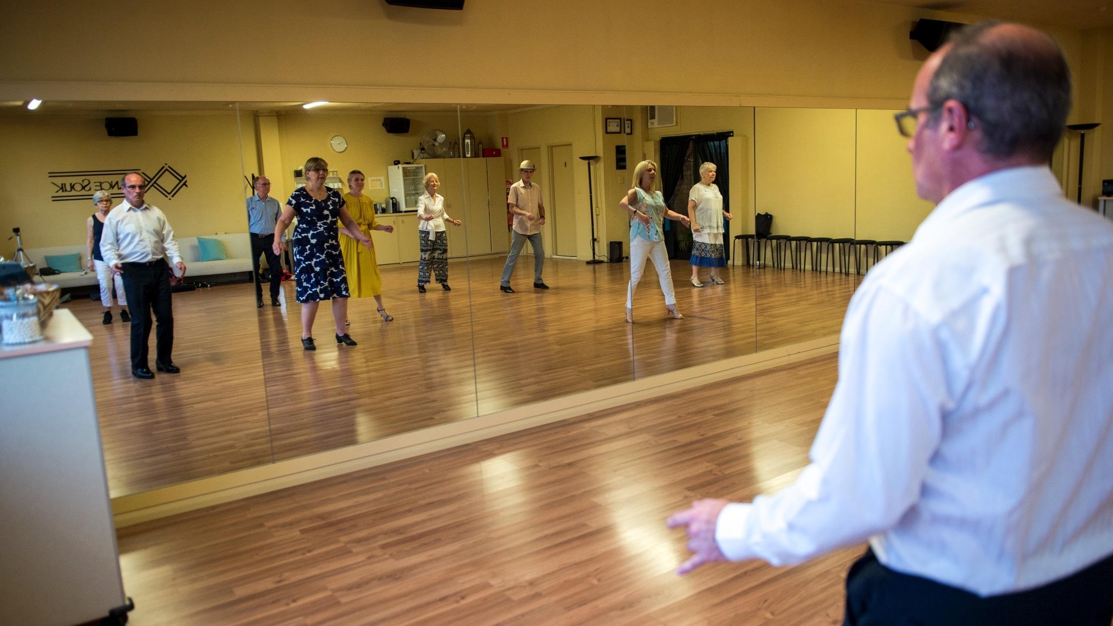 Dance Souk