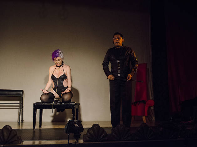 BDSM. Cincuenta sombras de Fer