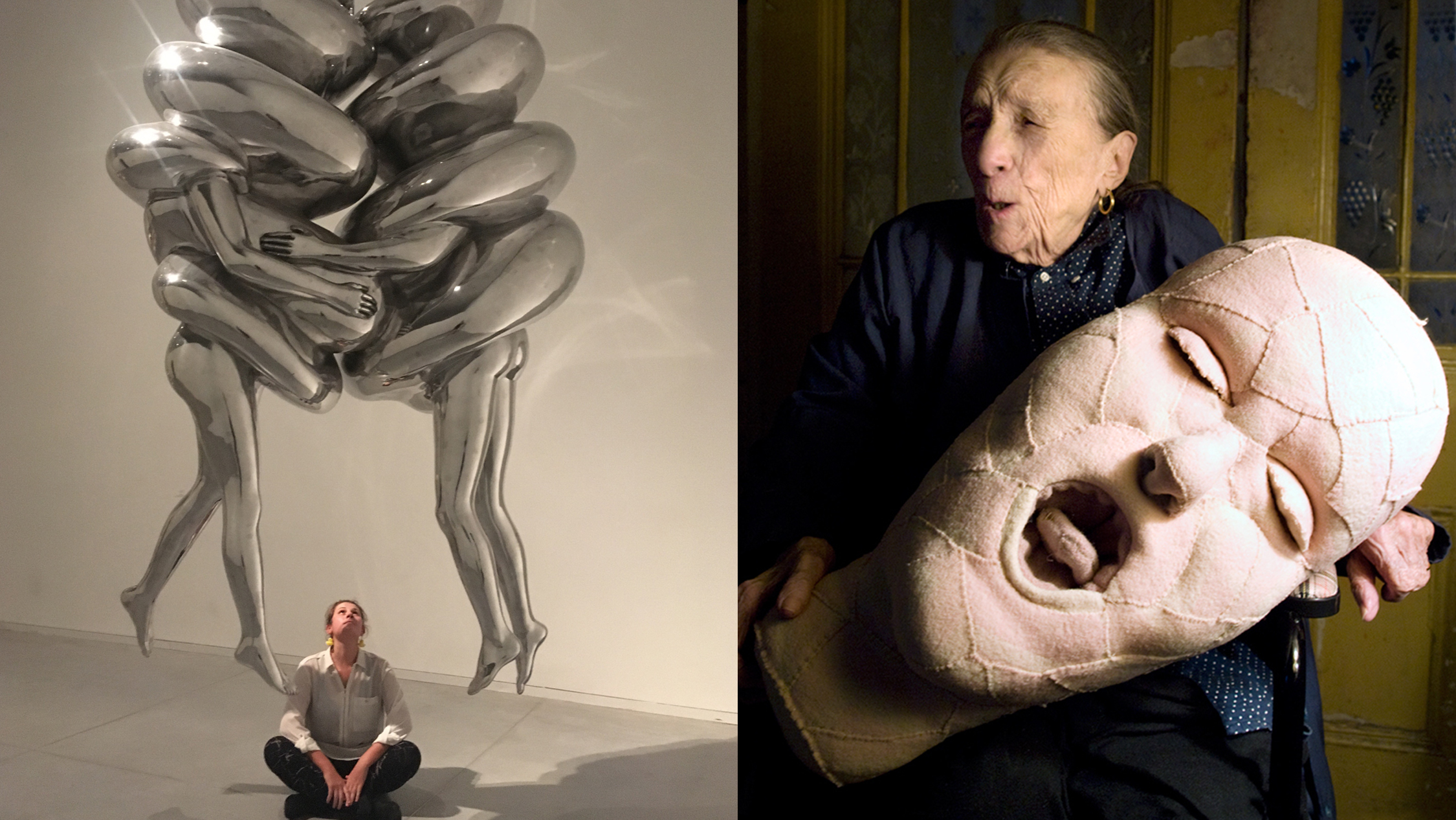 Louise Bourgeois: Twosome