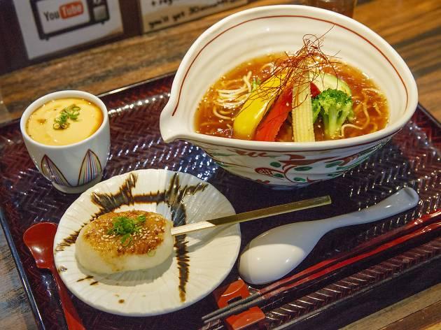 Ramen Ouka vegan | Time Out Tokyo
