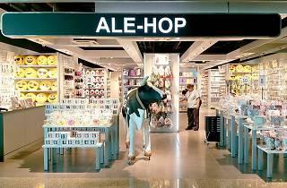 A ALE-HOP tem sempre uma vaca à porta