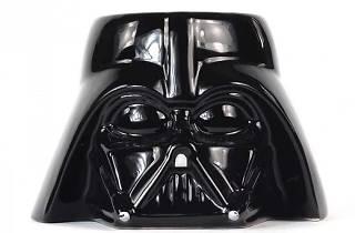Uma cabeça de Darth Vader para guardar bolachas