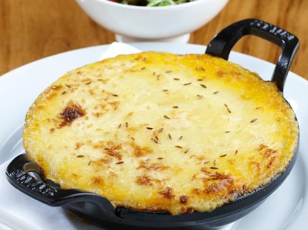 top 100 dishes - cinnamon bazaar - lamb rogan josh shepherd's pie