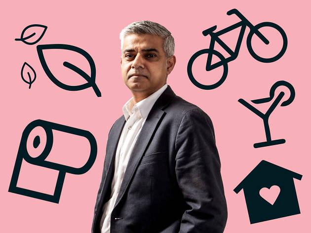 Sadiq Khan's London Plan