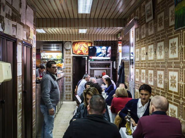 Restaurante, Cardoso da Estrela de Ouro, Graça