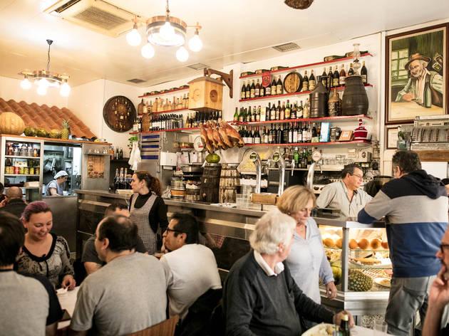 Restaurante, Tasca do Gordo, Pedrouços