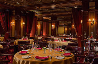 Whiskey Series at The Driskill Grill