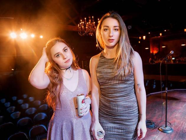 Lacey Jeka, Kristen Buckels