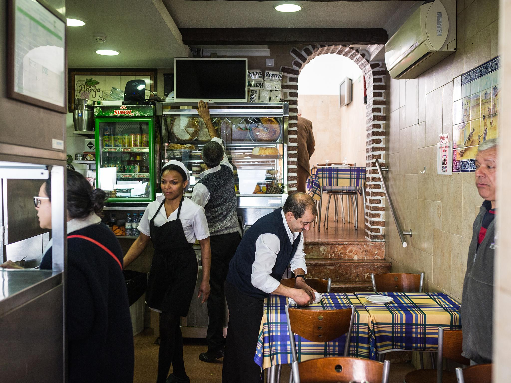 Restaurante, Adega do Solar Minhoto, Alvalade