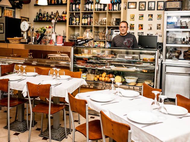Restaurante, A Sesimbrense, Areeiro