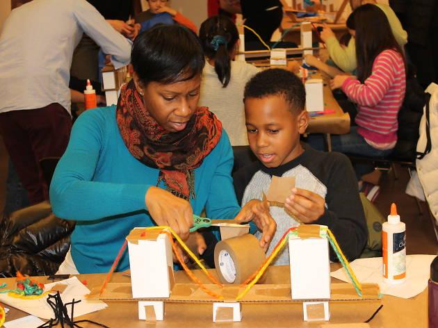 Family Day: Building Bridges