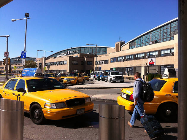 Against all the odds, traveling through LaGuardia is set to get even worse this weekend