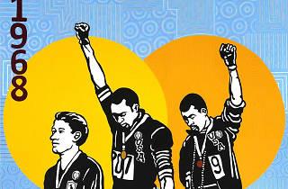 Play On - The Art of Sport 2017 Hazelhurst Regional Gallery supplied Richard Bell A White Hero for Black Australia 2011