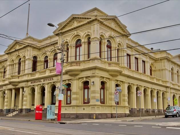 Northcote Town Hall