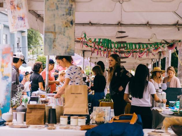 Echo Park Craft Fair