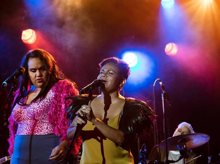 Critics' choice shows in Sydney