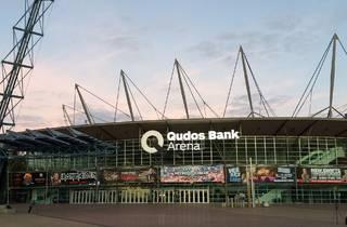 at Qudos Bank Arena