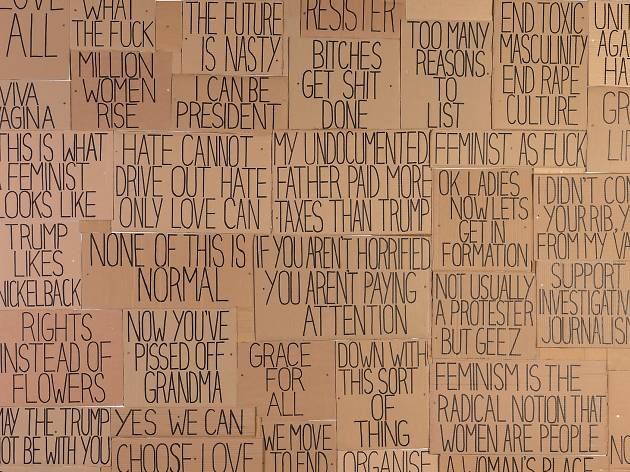 Unfinished Business: Perspectives on Art and Feminism