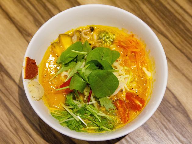 Best vegan ramen in Tokyo