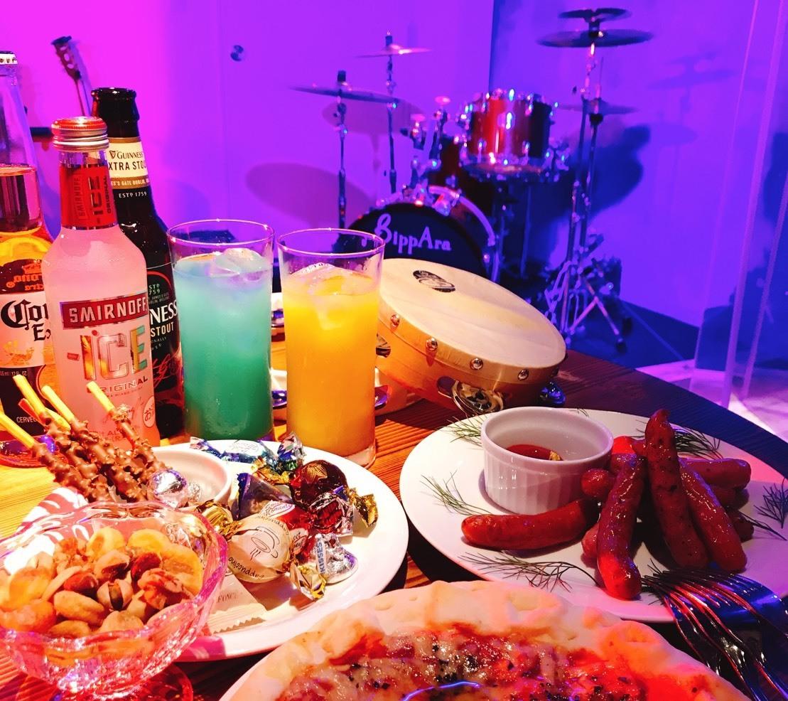 恵比寿カラオケ生バンドLIVE Bar ビッパラ