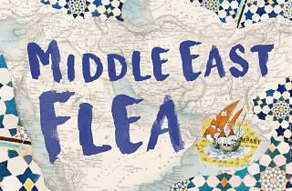 Middle East Flea at Brick & Mortar