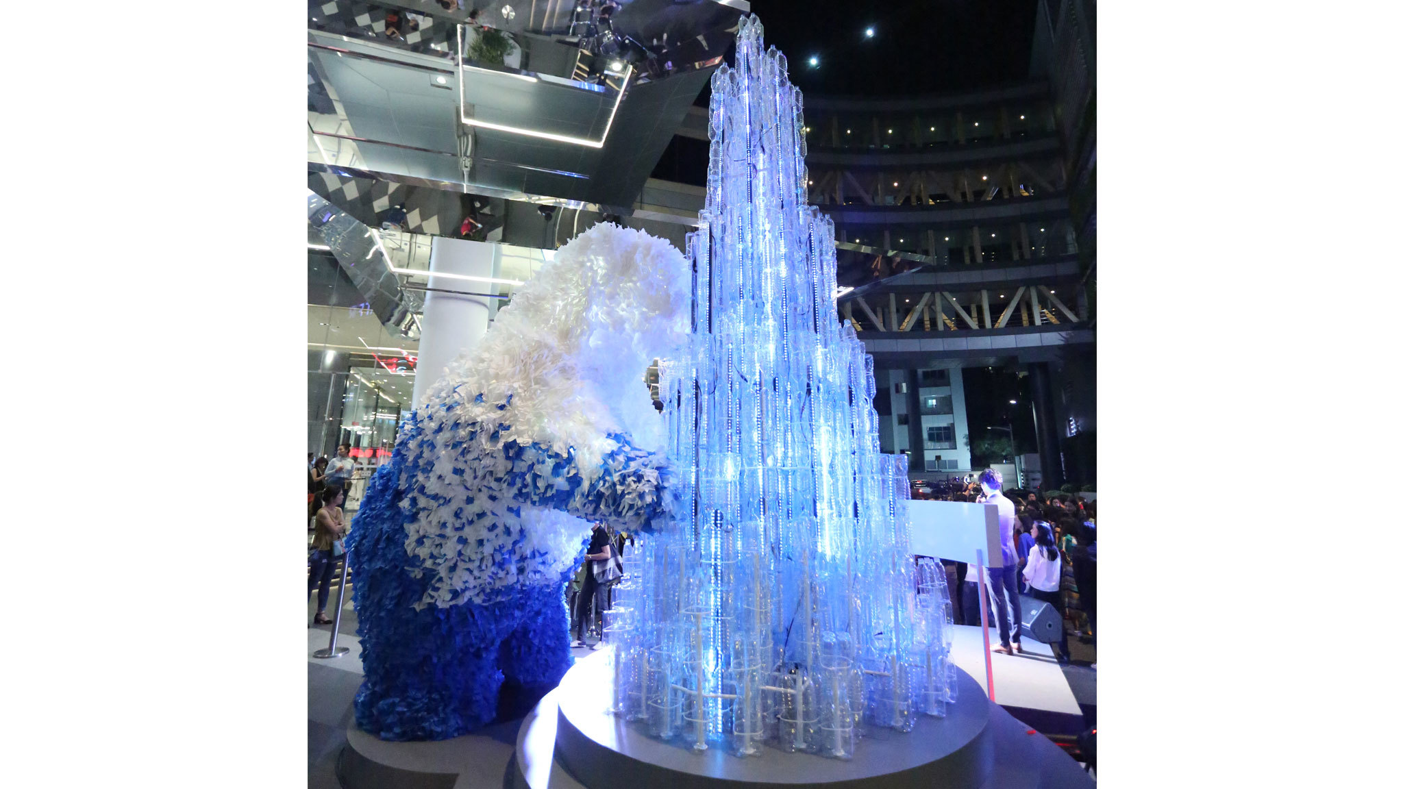 Siam Discovery Christmas light
