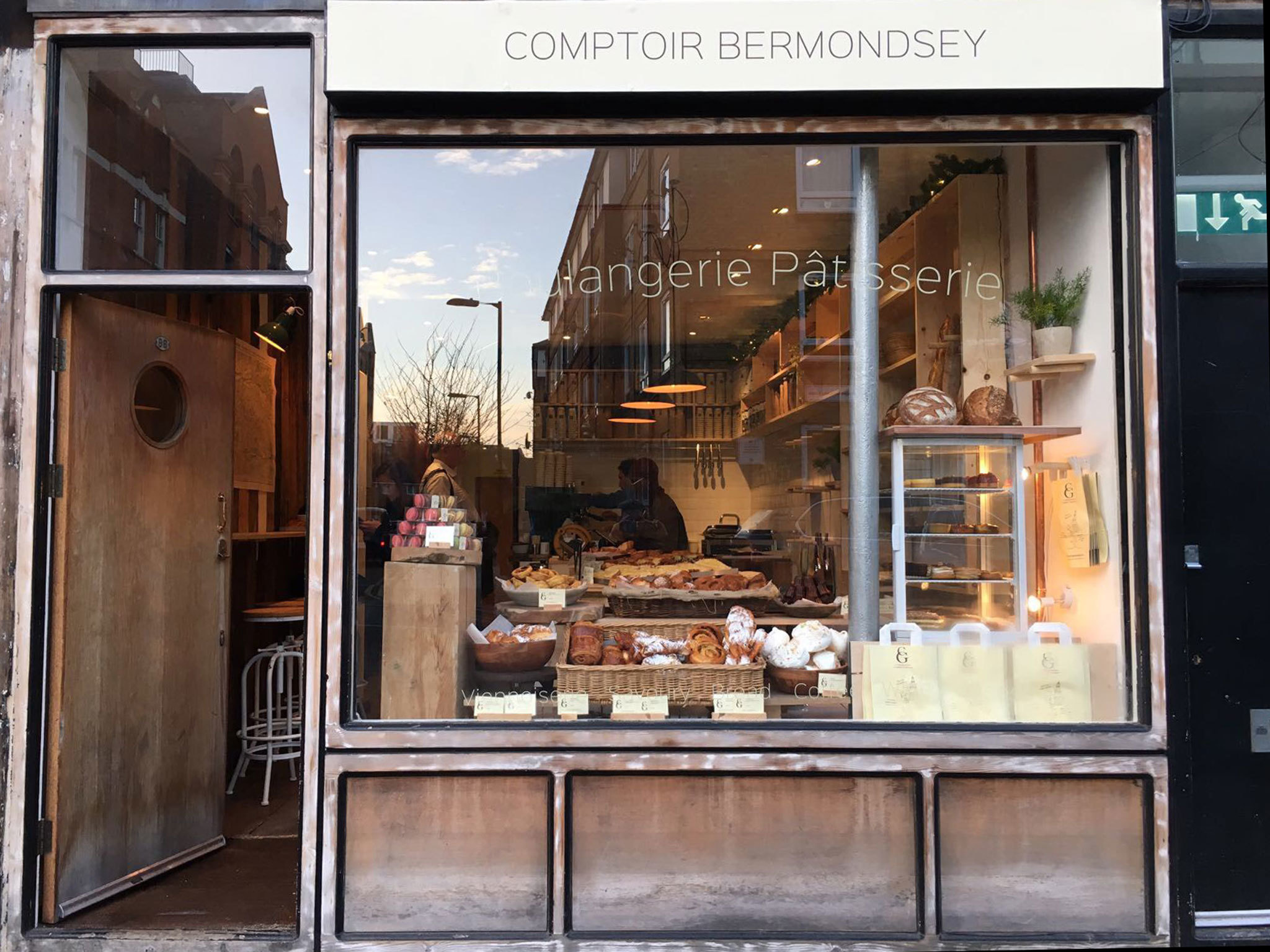 london's best bakeries - comptoir gourmand