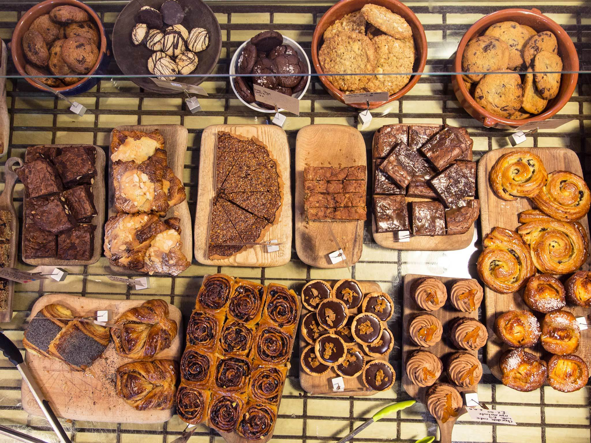london's best bakeries - e5