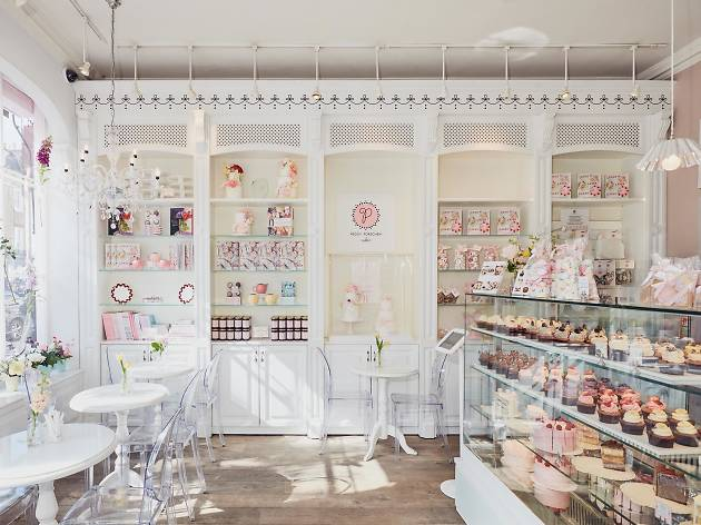 london's best bakeries - peggy porschen