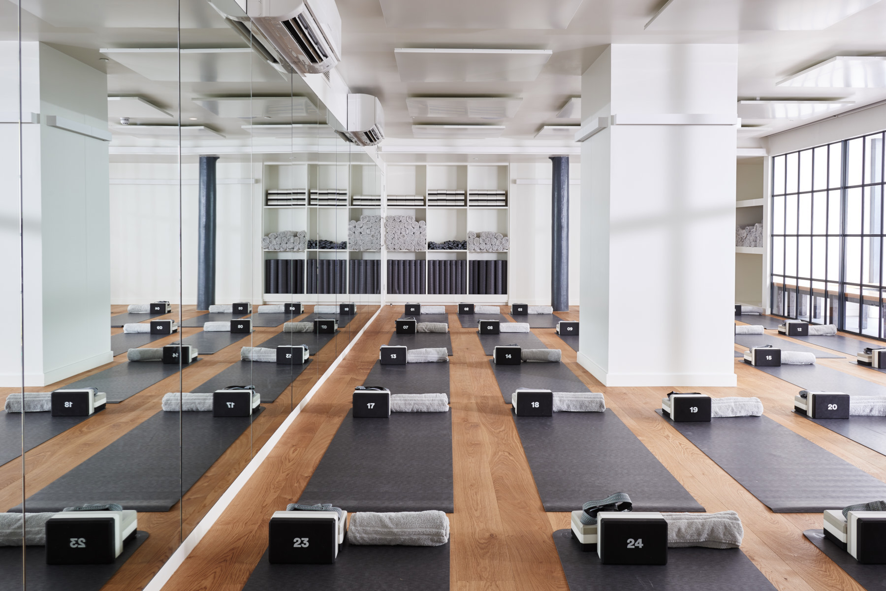 These yoga studios are streaming online classes right now