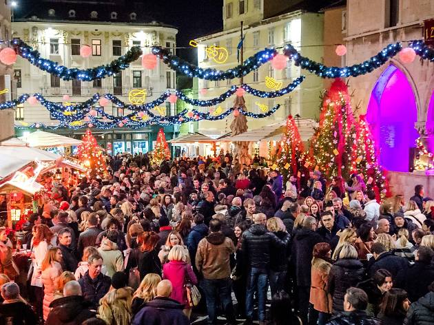 A Festive Break In Split Split Winter Breaks Time Out Croatia